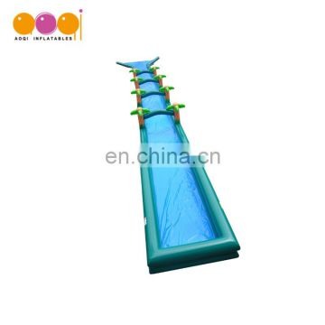 150 ft slip n slide inflatable slide the city water slide with palm tree for kids and adults