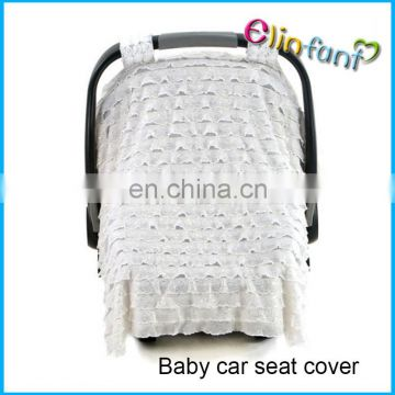 new style soft cotton nursing cover factory for breastfeeding baby car seat cover canopy