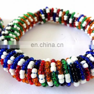 Wholesale Tribal beaded handmade bangles/Bangles/Bohemian jewelry/Diwali offer/Bollywood Bangles/belly dance bangles