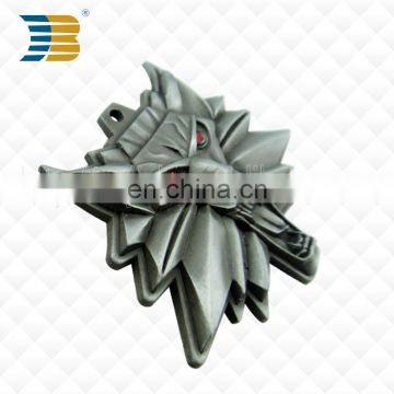 factory wholesale hot selling alloy metal custom charm pendant