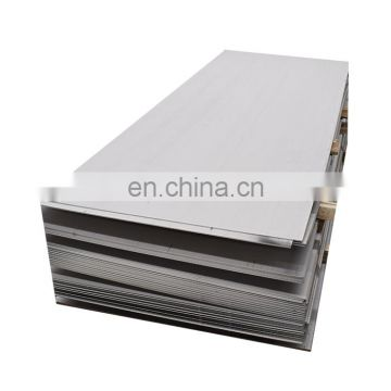 China supply thick 4mm 5mm 6mm thickness stainless steel sheet