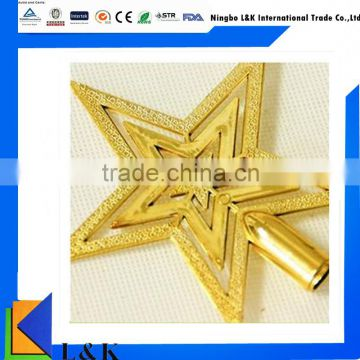 Christmas tree decorating star,christmas gift                                                                                                         Supplier's Choice