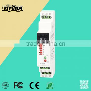 TH-206 time delay relay 220v of New Products from China
