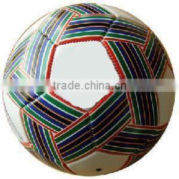 custom design promotion football/soccer ball