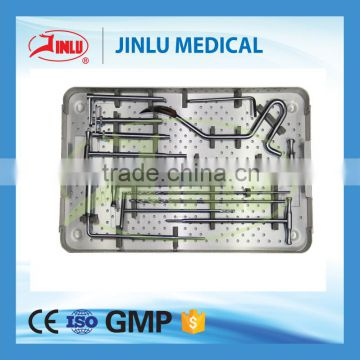 ISO 13485 certificated operation healing interlocking nail interlocking nail instrumentation tool