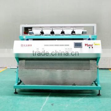 Hons+ CCD Pumkin seed,Watermelon seed color sorter machine from China