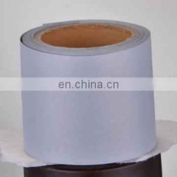 High Visibility Reflective Clear Material Fabric Tape