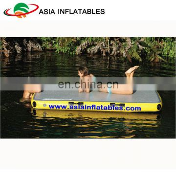 Durable Inflatable Floating Dock For Sale