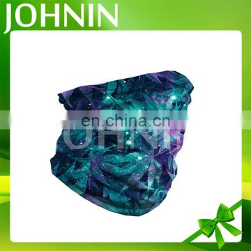 hot selling wholesale customized printing polyester seamless bandana