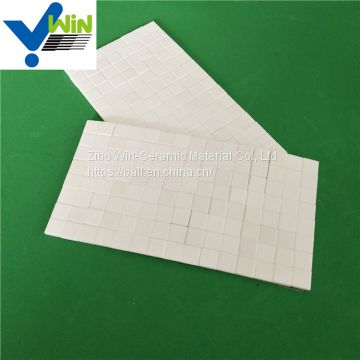 92% 95% Alumina ceramic lining mosaic sheet with good price