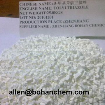 【on sale】Producer of Tolyltriazole (TTA) for Antifreezer and Lubricant