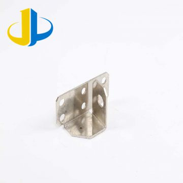 Parts Clean Metal Stamping Parts Anodized Aluminum Natural Color