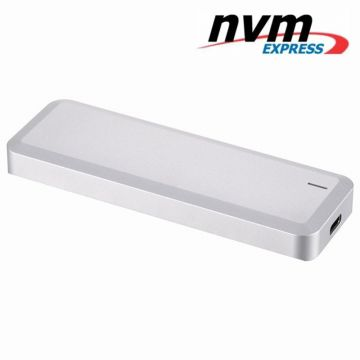 Unestech M.2 NVME to USB3.1 Type-C aluminum SSD enclosure for PCIe hard drive case 2242/2260/2280 ssd