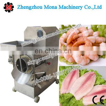 Fish Bone and Skin Removing Machine