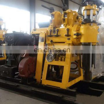 Cheap Portable 150m deep small water well drilling rig borehole water boring machine price