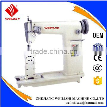 Hot Selling Twin Needle Highhead Leather Industrial Sewing Machine Magnificent Sell Industrial Sewing Machine