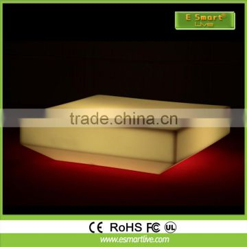 led bar table/led club table/stage table