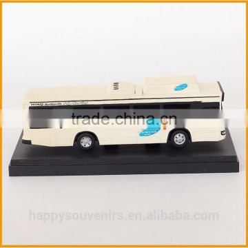 Scale new model toy bus /bus model