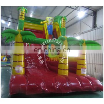 2017 Aier hot selling inflatable slide/ factory price water slide for sale