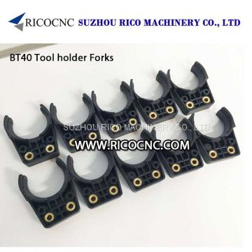 BT40 Tool Holder Clips for CNC Router
