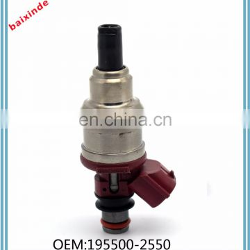 GENUINE 195500-2550 NOZZLE 1955002550 FUEL INJECTOR for DAIHATSU L502S MIRA