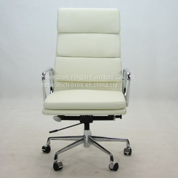 Executive Swivel  Office home metal chair with lift tilt function