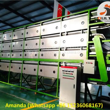Chicken Manure Treatment Machine & Fowl Dung Manure Drying Machine