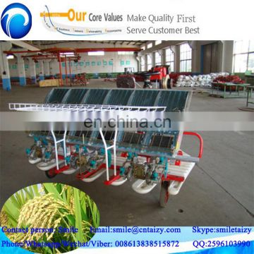 farm machines paddy seeder rice transplanter machine price
