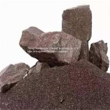 Manufacturers specializing in the production of various types of brown corundum, sandblasting polishing and grinding