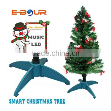 APP Control LED Lights and Bluetooth Speaker for Smart Christmas Tree Stand of Smart APP Control from China Suppliers - 123443637
