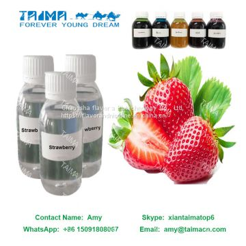 Malaysia popular E-super high concentrated PG/VG Based Juice Fruit flavor/Strawberry Flavour for nicotine e liquid
