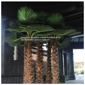 best product artificial plastic palm tree for decoration
