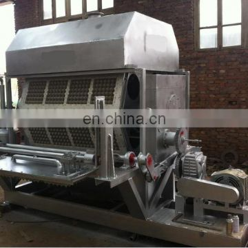 Free Pollution Fruit Tray/Beer Tray/Paper Egg Tray Making Machine