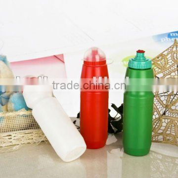 Low cost sport drinking bottle with different color