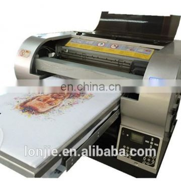 SLJET hot selling brand name branded digital clothes printer