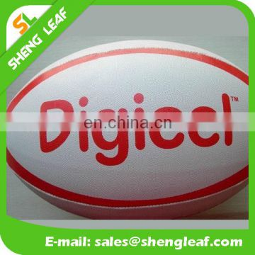 Cusomized printed rugby ball ,Available in Various Sizes, Suitable for Promotional