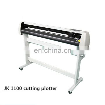 1100mm t shirt Vinyl Cutting Plotter with CE approved