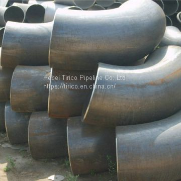 supply Stainless Steel Pipe Fitting Elbow/Bend Manufacturer