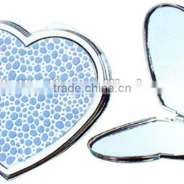 heart shape Make-up Mirror
