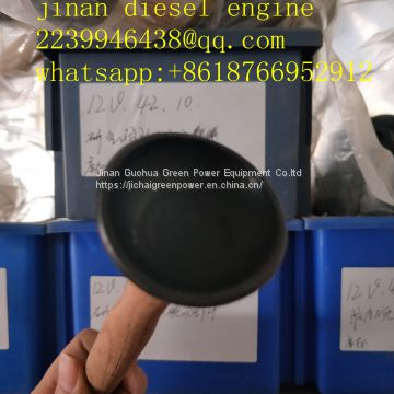 jinan gas engine chidong brand natural gas engine parts 12v190