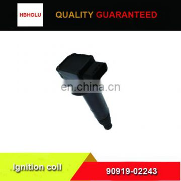 ignition coil 90919-02243 with high quality