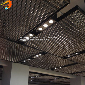 diamond hole ceiling sheet