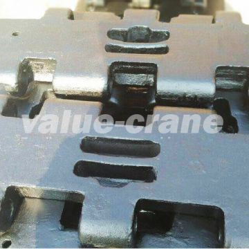 LIEBHERR HS855HD track pad crawler crane track plate undercarriage parts track shoe