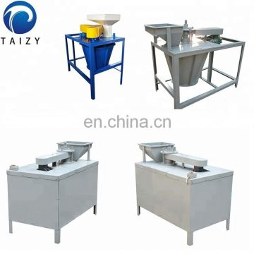low price factory direct sale walnut shelling line