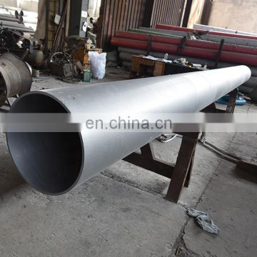 high quality stainless hollow steel pipe list in good stock