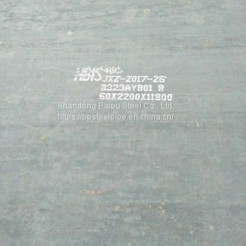 Hot Rolled Ar400 Ar500 Ar550 Steel Sheet Resistance Composite Steel