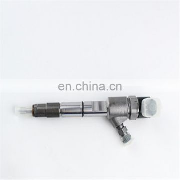 High quality Diesel fuel common rail injector 0445110721 with DLLA143P2500  nozzle for bosh injections