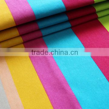 canvas fabric to make bags	/Good quality colorful dyed polyester fabric in stocks                                                                         Quality Choice