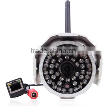 H.264 Video Compression Outdoor HD 720P CCTV Wireless Surveillance IP Camera WIFI For Home Security Monitoring System                                                                                                         Supplier's Choice