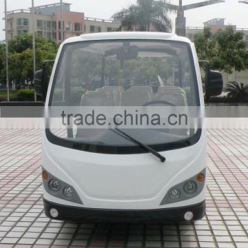 solar sightseeing electric bus